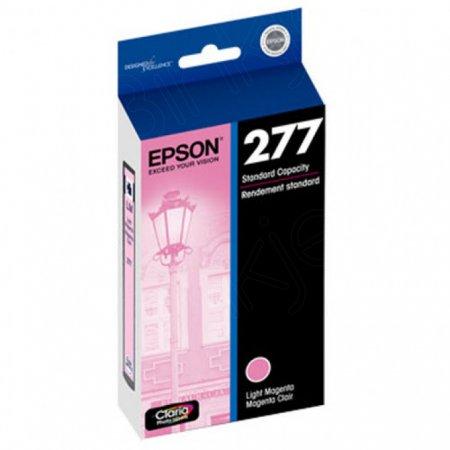 Epson T277620 Ink Cartridge, SY Light Magenta, OEM