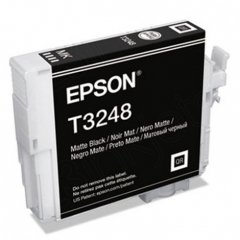 Epson Original T324820 Matte Black Ink