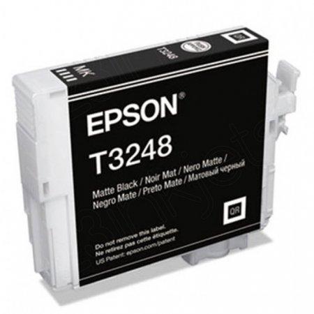 Epson Original T324820 Matte Black Ink