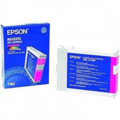 Epson T462011 110ml Ink Cartridge, Magenta, OEM