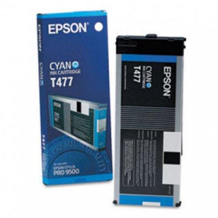 Epson T477011 220ml Ink Cartridge, Cyan, OEM