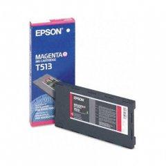 Epson T513011 Ink Cartridge, Magenta, OEM