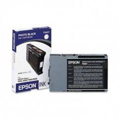 Epson T543100 110ml Ink Cartridge, Photo Black, OEM