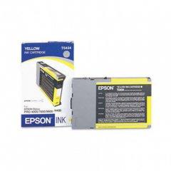 Epson T543400 110ml Ink Cartridge, Yellow, OEM