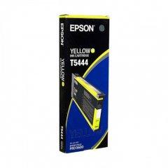 Epson T544400 (T5444) Pigment Ink Cartridge, Yellow, OEM
