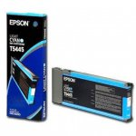 Epson T544500 (T5445) Pigment Ink Cartridge, Light Cyan, OEM