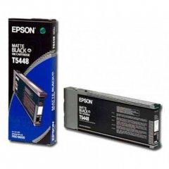 Epson T544800 (T5448) Pigment Ink Cartridge, Matte Black, OEM