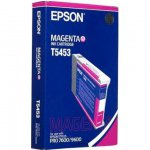 Epson T545300 (T5453) Photographic Dye Ink Cartridge, Magenta, OEM