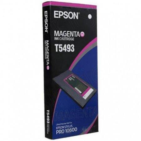 Epson T549300 500ml Ink Cartridge, Magenta, OEM