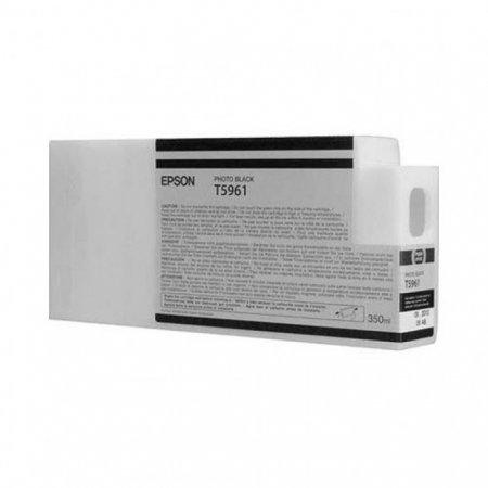 Epson T596100 350 ml Ink Cartridge, Photo Black, OEM
