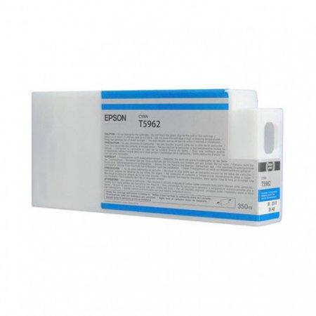Epson T596200 350 ml Ink Cartridge, Cyan, OEM