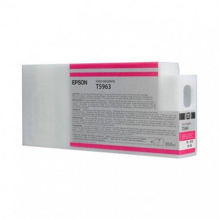 Epson T596300 350 ml Ink Cartridge, Magenta, OEM