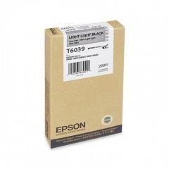 Epson T603900 220ml Ink Cartridge, Light Light Black, OEM