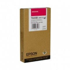 Epson T603B00 220ml Ink Cartridge, Magenta, OEM