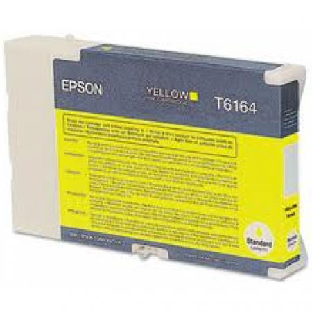 Epson T616400 (T6164) Ink Cartridge, Yellow , OEM
