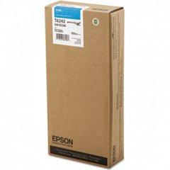Epson T624200 950ml Ink Cartridge, Cyan, OEM