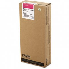 Epson T624300 950ml Ink Cartridge, Magenta, OEM