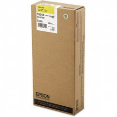 Epson T624400 950ml Ink Cartridge, Yellow, OEM