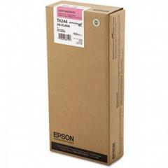Epson T624600 950ml Ink Cartridge, Light Magenta, OEM