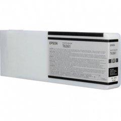 Epson T636100 Ink Cartridge, Photo Black, OEM