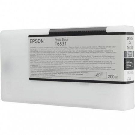 Epson T6531 Photo Black Ink Cartridge