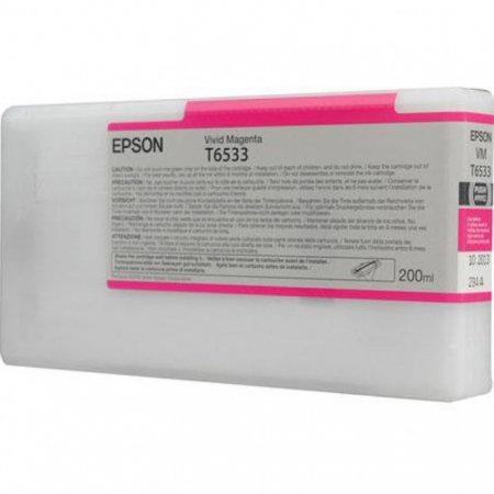 Epson T6533 Vivid Magenta Ink Cartridge