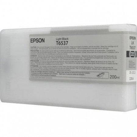 Epson T6537 Light Black Ink Cartridge