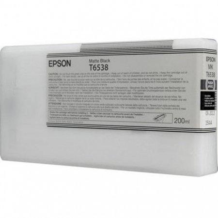 Epson T6538 Matte Black Ink Cartridge