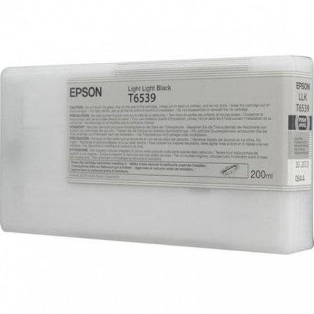 Epson T6539 Light Light Black Ink Cartridge