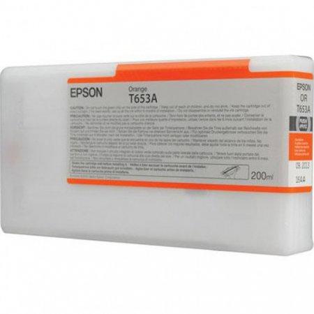 Epson T653A Orange Ink Cartridge