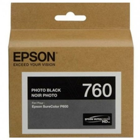 Epson Original T760120 Photo Black Ink