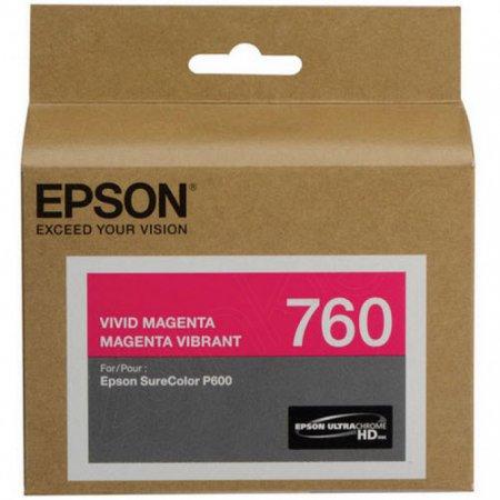 Epson Original T760320 Magenta Ink