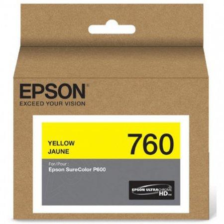Epson Original T760420 Yellow Ink