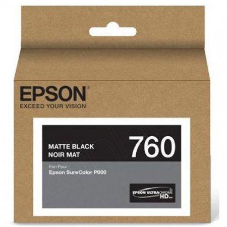 Epson Original T760820 Matte Black Ink