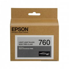 Epson Original T760920 Light Light Black Ink