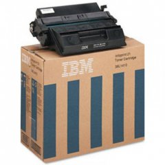 OEM IBM 38L1410 Black Laser Toner Cartridge for the InfoPrint 21