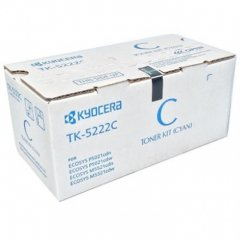 Kyocera Mita OEM TK-5222C Cyan Toner