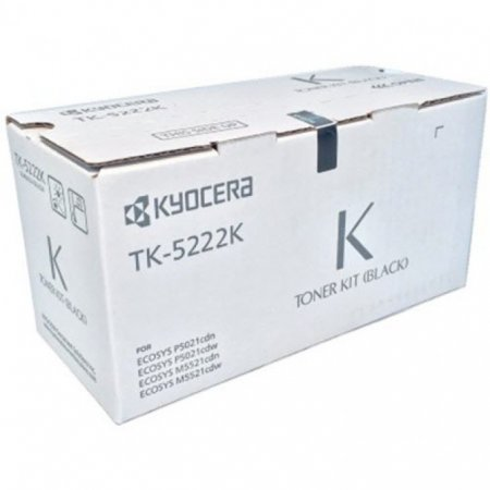 Kyocera Mita OEM TK-5222K Black Toner