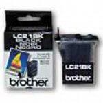 Brother LC21Bk Ink Cartridge, Black, OEM