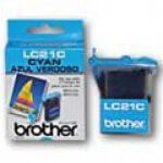 Brother LC21C Ink Cartridge, Cyan, OEM