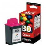 12A1980 (#80) OEM Lexmark Ink Cartridge