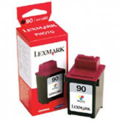 12A1990 (#90) OEM Lexmark Ink Cartridge