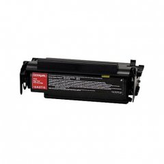 Lexmark OEM 12A3715 Black HY Toner