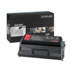 Lexmark OEM 12A7305 High Yield Black Toner