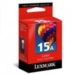 18C2100 (#15A) OEM Lexmark Color Ink Cartridge