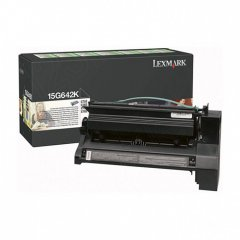Lexmark OEM 15G642K High Yield Black Toneru00a0