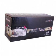 Lexmark OEM 15G642M High Yield Magenta Toneru00a0