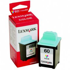 17G0060 (#60) OEM Lexmark Ink Cartridge