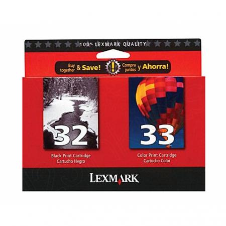18C0532 (#32/33) OEM Lexmark Ink Cartridge