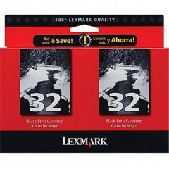 18C0533 (#32) OEM Lexmark Ink Cartridge